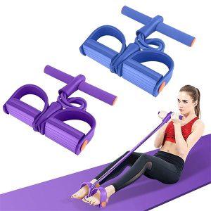 מכשיר כושר רגליים ושרירי בטן
