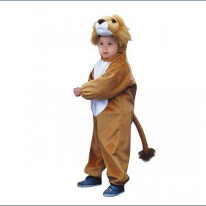 תחפושת אריה לתינוקות