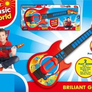 צעצוע גיטרה חשמלית לילדים