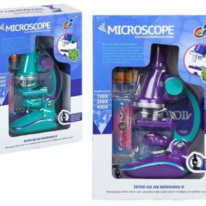 מיקרוסקופ מדעי לילדים