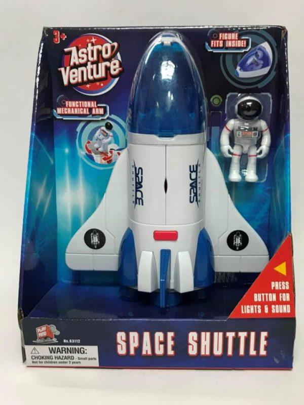 צעצוע חללית