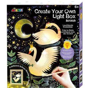 מנורת לילה בעיצוב אישי