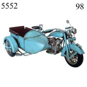 דגם אופנוע רטרו