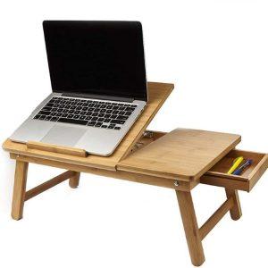 שולחן במבוק למחשב נייד