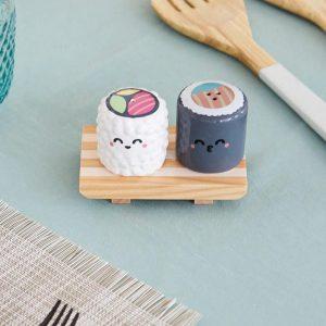 מלח פלפל בעיצוב סושי
