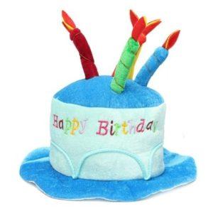 כובע עוגת יומולדת