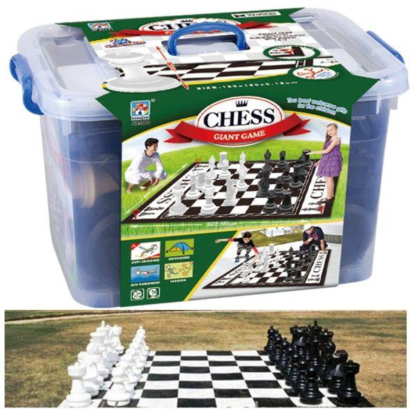 לוח שחמט גדול