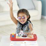 אורגן צלילים לילדים