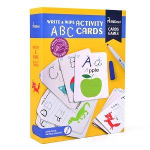 כרטיסיות לימוד אנגלית לילדים